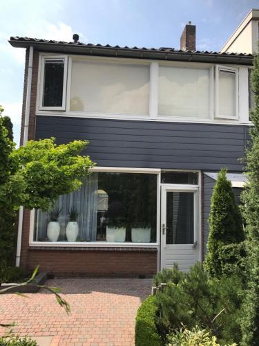 schilderen woonhuis